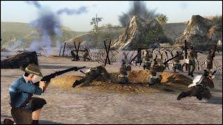 GALLIPOLI LANDING - Battle of Empires: 1914-1918 Gameplay