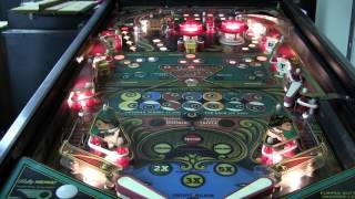 Bally 8 Ball Champ Pinball Machine