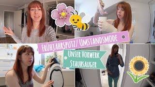 FRÜHJAHRSPUTZ Putzroutine Vorwerk Staubsauger/ VLOG