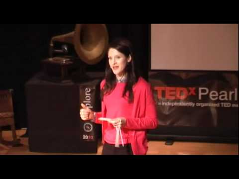 TEDxPearlRiverWomen - Alexandra Harney - Chinese Competitive Advantage