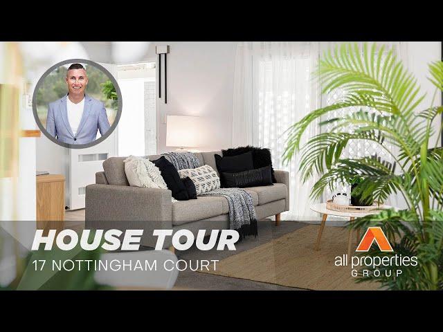 HOUSE TOUR   17 Nottingham Court Forestdale   CHRIS GILMOUR