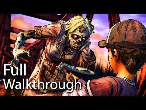 The Walking Dead Season 2 Episode 2 (Remastered Collection) A House Divided 1080p 60FPS