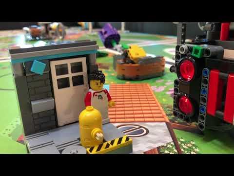 Die LEGO® Technic - Roboter der HTL Bregenz!