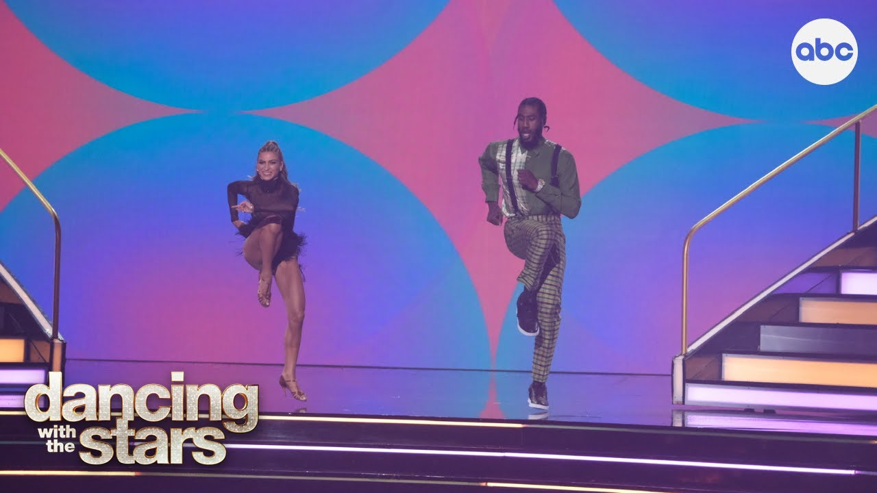 Iman Shumpert's routine on 'Dancing With the Stars' might be the ...