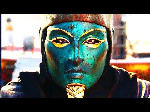 ASSASSIN'S CREED ORIGINS Bande Annonce du Jeu Vidéo