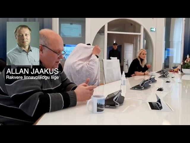 """Rakvere volikogu liige Allan Jaakus kardab viirust: """"Riskite siin eluga"""""""