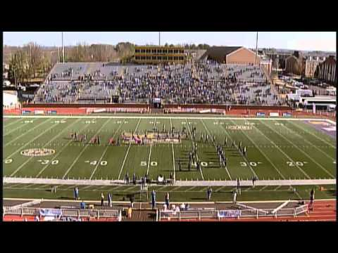 2012 BlueCross Bowl Div I Class A Championship- Huntingdon vs Gordonsville