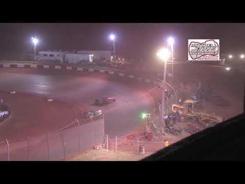 Rome Speedway Lucas Oil Super Late Model Feature 10/02/2016