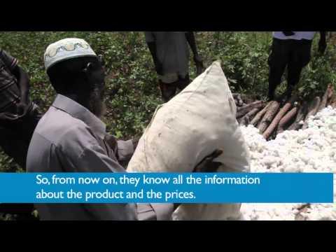 Trade in Mali - Iota