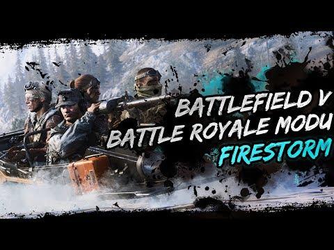 BATTLEFIELD V BATTLE ROYALE: FIRESTORM! [MANYAK BİR OYUN] thumbnail