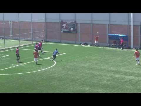 Amistad Nueva Creacion Final 3/8 Soccer City Queretaro 2010