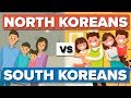 Average North Korean vs the Average Sout