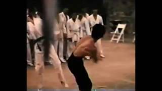 Enter The Dragon NEW Behind The Scenes Footage. Speed Comparison.