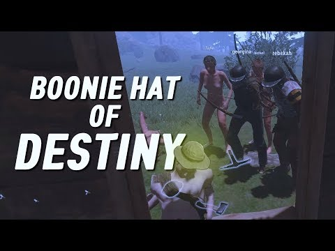 RUST STORY 9ㆍThe Boonie Hat of DESTINY