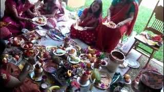 Rishi Panchami Puja (Aarti Shanka Dhuni) Orlando Florida USA