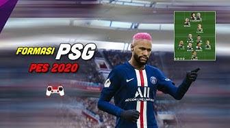 Formasi PSG pes 2020 (Mantul.!!)