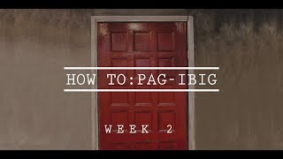How to Pag-ibig | How To Deal With A Broken Heart