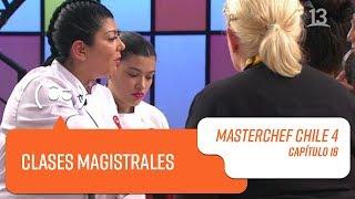 Clases magistrales   MasterChef Chile 4   Capítulo 18