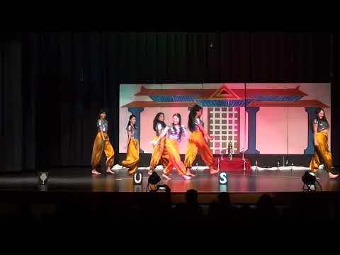USC Moksha performing for MASC Onam 2017