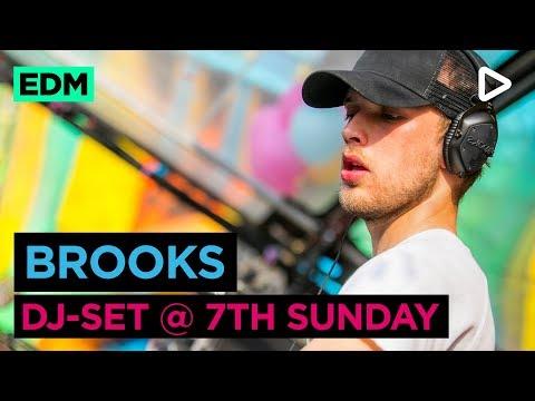 Brooks (DJ-set) 7th Sunday Festival   SLAM!