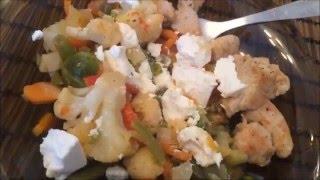 [LinaTv] Food Blog №1 / ПП рецепты \ Готовим вместе / ешь и худей