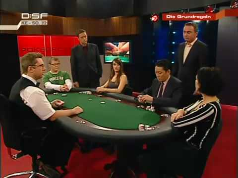 Poker Regeln 1 (1/2) - Grundregeln - No Limit Texas Holdem -