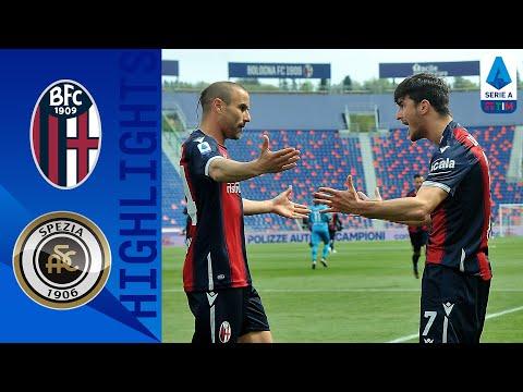 Bologna 4-1 Spezia | Poker del Bologna contro lo Spezia | Serie A TIM