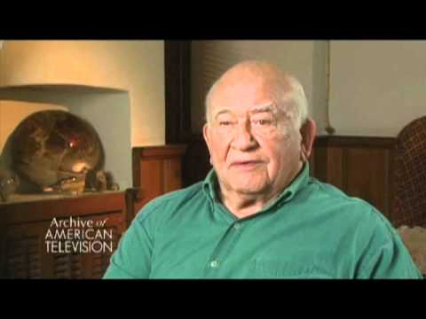 Ed Asner discusses his favorite Lou Grant moment- EMMYTVLEGENDS.ORG