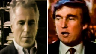 "Trump And Epstein Once Partied With 28 Girls At ""Private Event"""