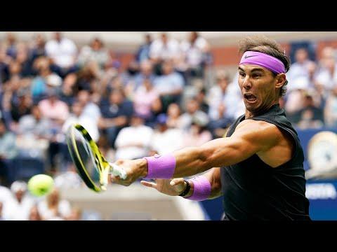 Rafael Nadal | US Open 2019 | Top 5 Points