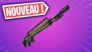 Fortnite News The New INFANTERIE FUSIL on Fortnite, BUG canon be INVINCIBLE!!