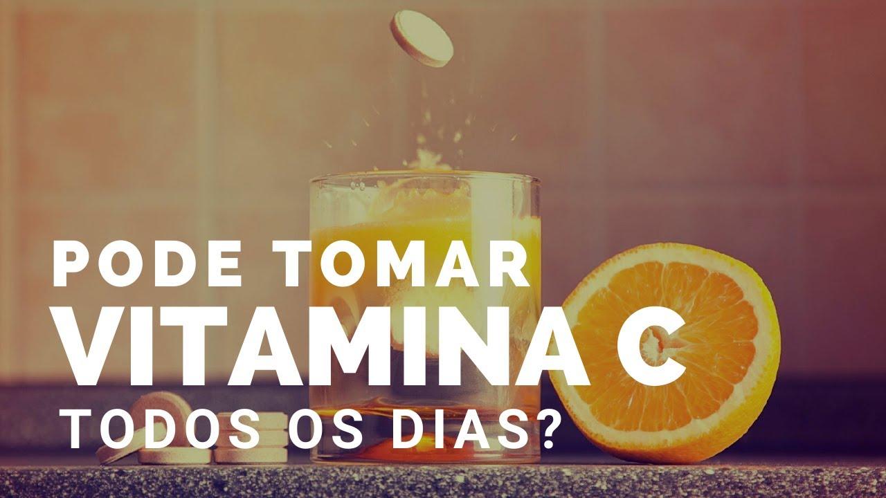 Pode Tomar Vitamina C Todos os Dias? Ou será que tomar ...