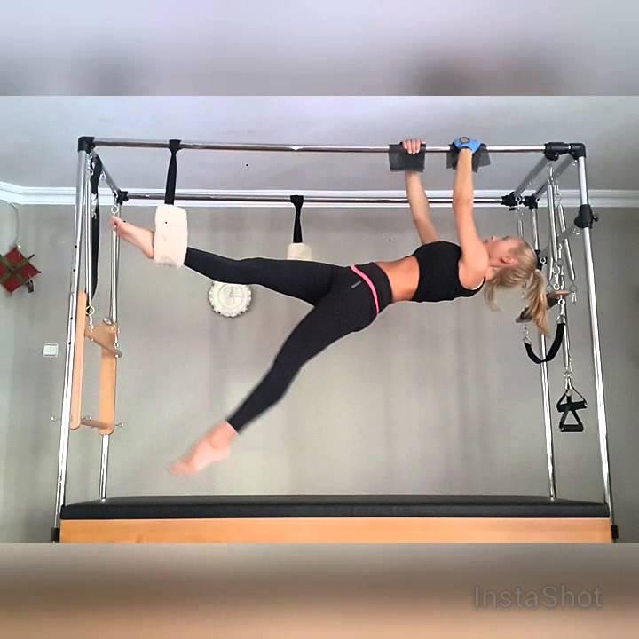Pilates Reformer Xtend: Reformer-Cadillac Pilates