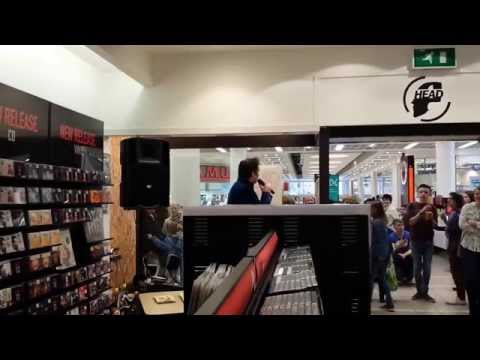 Jim The King Brown 20th Century Boy [Live 'in-store' performance @ Head Music, Belfast]
