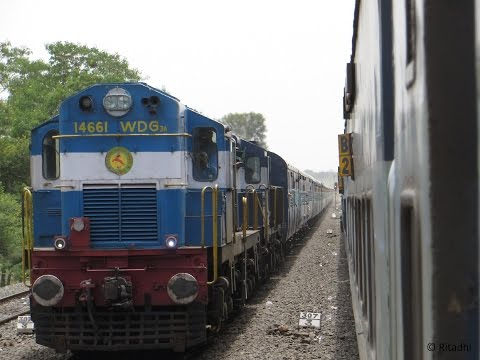 A Deccan Odyssey: Mumbai-Solapur Full Journey Compilation