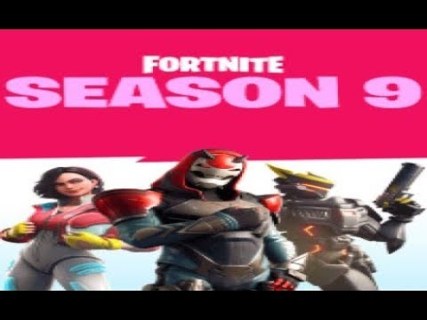 Fortnite season 9 new skin victory royal - share the game