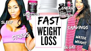 How To Lose Weight FAST With Supplements | Women's Weight Loss Supplements That Work!