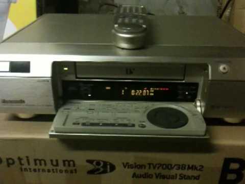 Panasonic Nv-dv10000b Digital Video Cassette Recorder