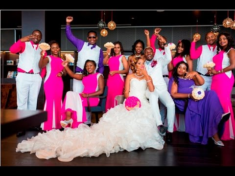 Daddy Owen & Farida Official Wedding Video