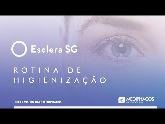 Dicas Vision Care - Rotina de Higienização