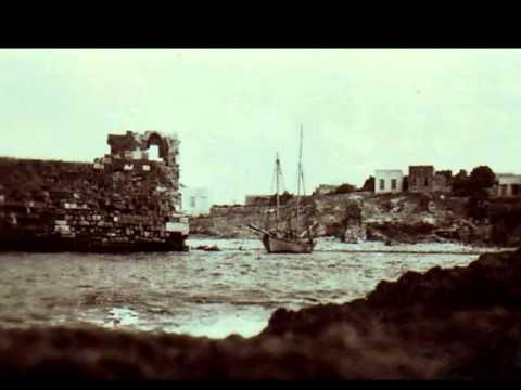 Jbeil Byblos Early 20th Century, Old Phoenician Harbor