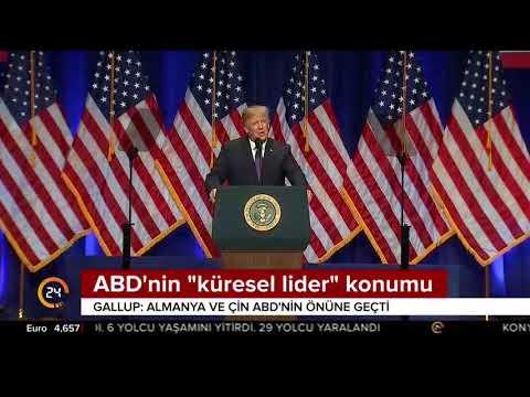 Trump'lı ABD dipte