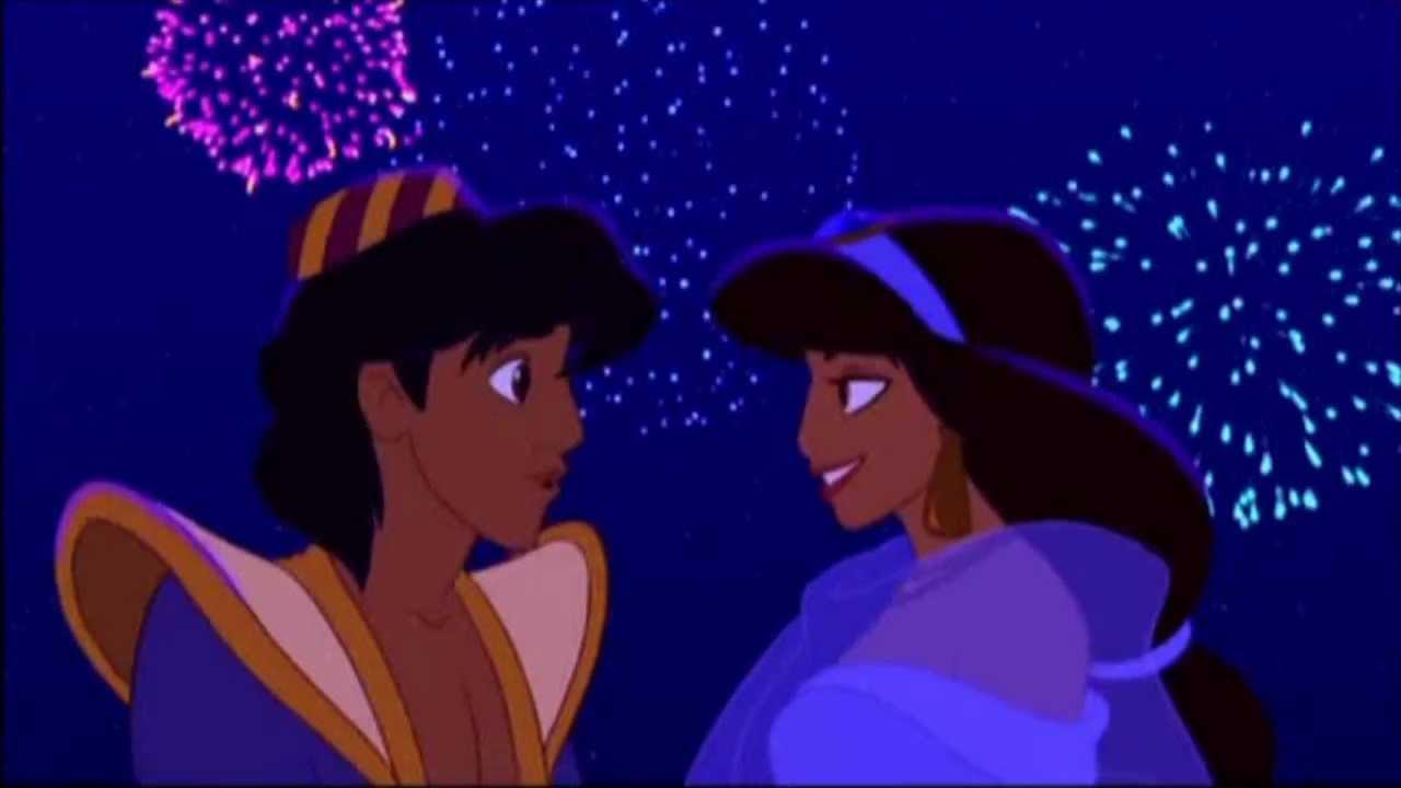 Disney's Aladdin A Whole New World Reprise [Greek] HD - YouTube