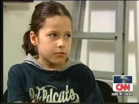 CNN - Marco the child genius, Macedonia