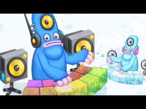 Breed Rare Deedge Monster 100 Real In My Singing Monsters COLD ISLAND
