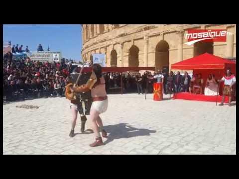 El Jem: les gladiateurs sont de retour