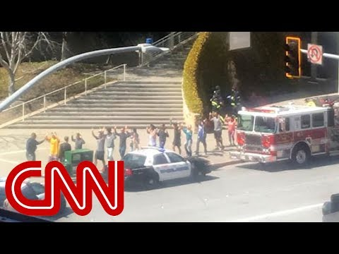 Suspected YouTube HQ shooter dead