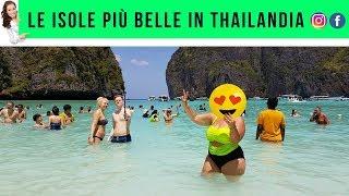 Le ISOLE più belle della THAILANDIA! Vlog Asia #2