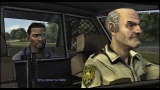 """Игра """"Walking Dead: Season One"""" сцена 1"""
