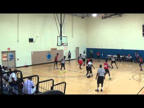 2015 Summer League: DuVal vs DYRS (Department of Youth Rehabilitation Services)